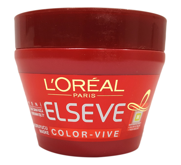 how to use l oreal elvive hair mask