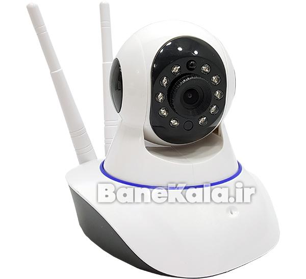 دوربین مداربسته تحت شبکه با قابلیت چرخش و کنترل از راه دور | P2P Network Camera