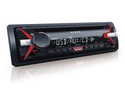 پخش کننده خودرو سونی CDX-G1150U | Sony CDX-G1150U Car Audio