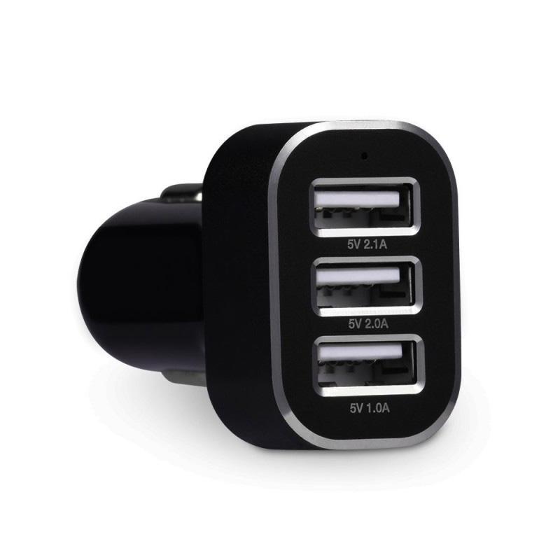 شارژر فندکی 3 پورت ماشین | 3port USB Car Charger