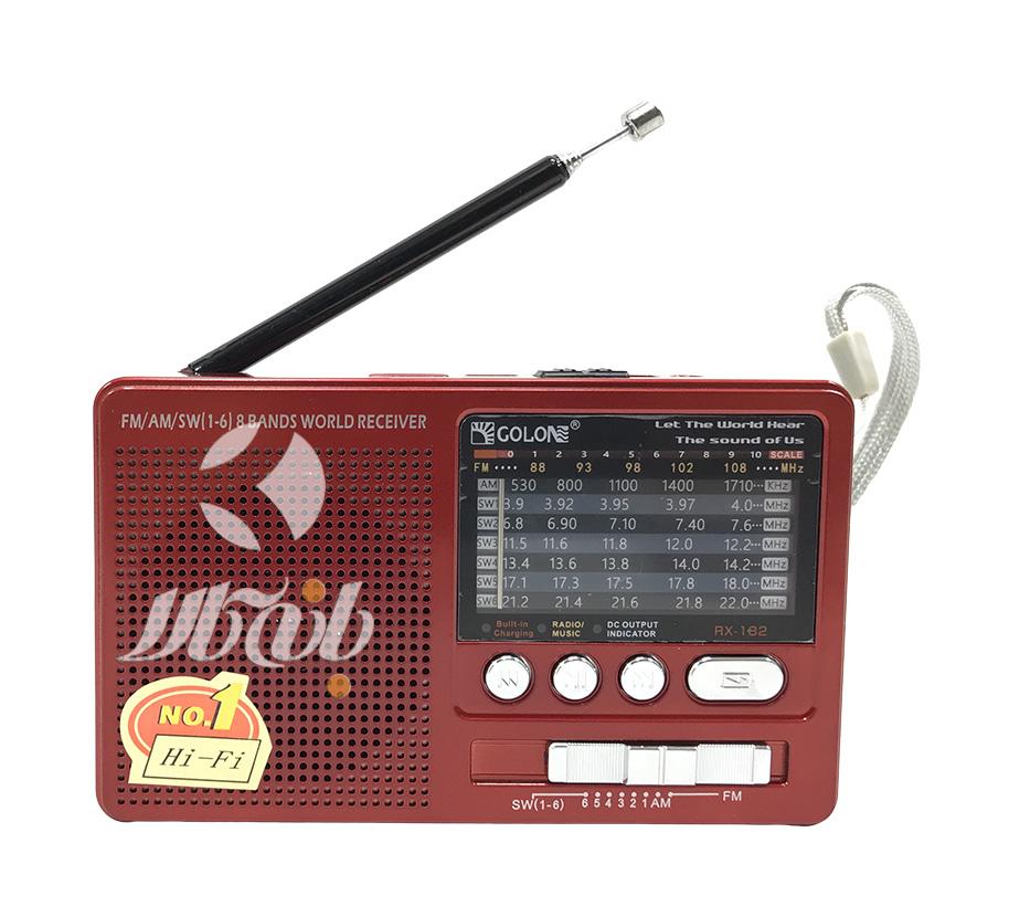رادیو اسپیکر Golon مدل RX-182 | رادیو اسپیکر Golon مدل RX-182